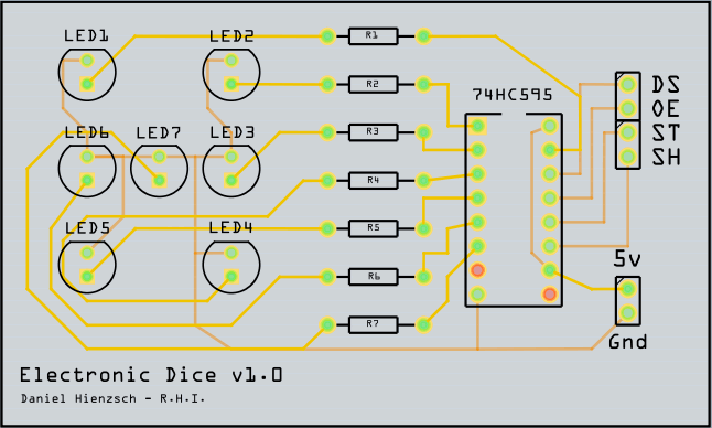 Project 1 PCB Layout
