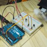 DIY Optoisolator Motor Circuit Noisy