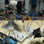 DIY Optoisolator Motor Circuit Full Optical Isolation