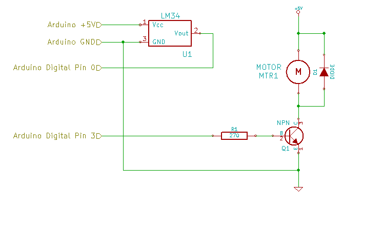 DIY Optoisolator Motor Schematic 02