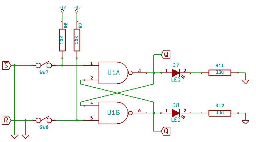 Digital logic part 2 flip flopsrheingold heavy for Porte nand cmos