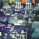 Q3 Mosfet Soldered Down Official Board