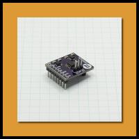 AT25SF081 Flash RAM Breakout Board