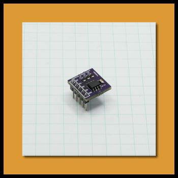 AT30TS750 Temperature Sensor Breakout Board