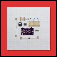 MSGEQ7 Breakout Board Kit