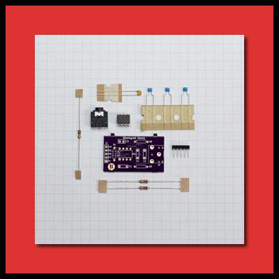 MSGEQ7 Graphic Equalizer Kit