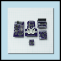 I2C and SPI Education Breakout Bundle