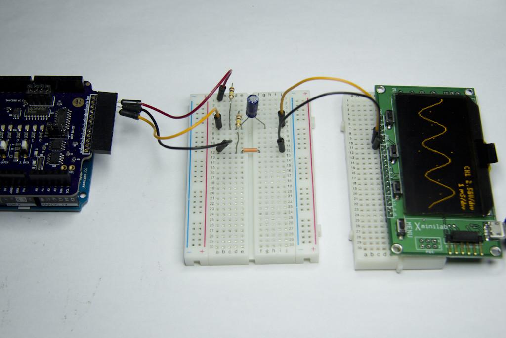 Signal Biasing Circuit