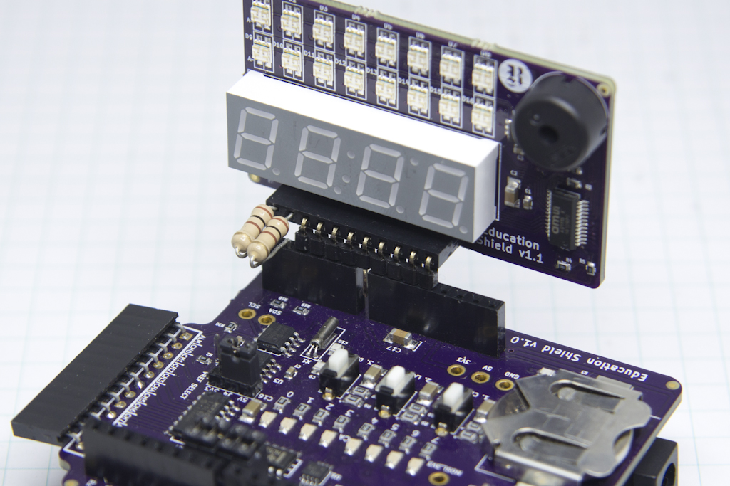 I2C Display Add-on - Functionality Overview - Rheingold