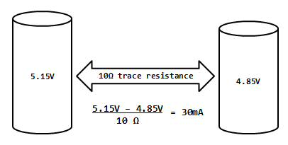Voltages In Parallel