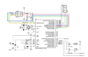 Arduino UNO R3 ATMEGA16U2 Subsystem