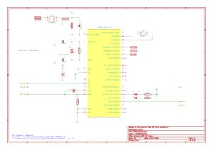 Arduino UNO R3 KiCad Schematic ATMEGA16U2