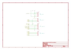 Arduino UNO R3 KiCad Schematic Shield Headers