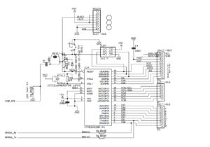 Arduino UNO R3 ATMEGA328P Subsystem