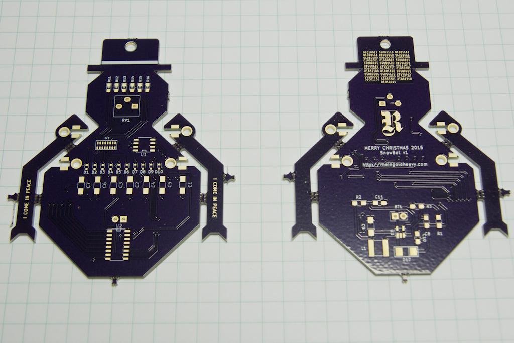 Snowbot PCB